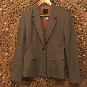 Olive tan Whistles blazer